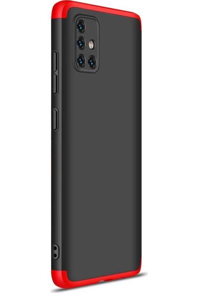 Zore Ays Kapak - Samsung Galaxy A51 Kılıf 360 Tam Koruma Kılıf - 360 Derece Tam Koruma