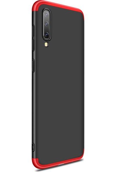 Zore Ays Kapak - Samsung Galaxy A50 Kılıf 360 Tam Koruma Kılıf - 360 Derece Tam Koruma