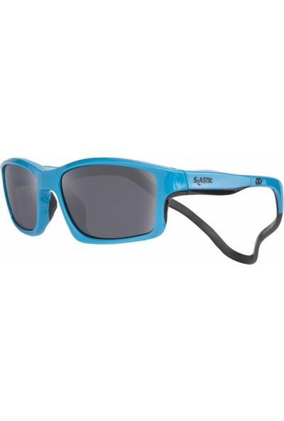Slastik Metro Fit Electric Blue Mıknatıslı Spor Güneş Gözlüğü