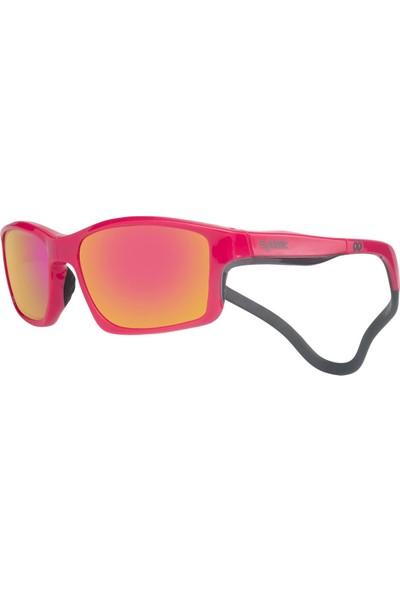 Slastik Metro Fit Pinkish Mıknatıslı Spor Güneş Gözlüğü