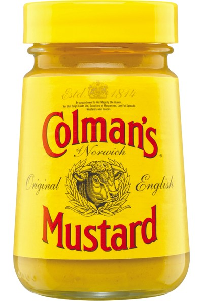 Colman's Englısh Mustard (Ingiliz Hardalı) 170 gr