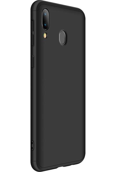 Zore Ays Kapak - Samsung Galaxy A20 Kılıf 360 Tam Koruma Kılıf - 360 Derece Tam Koruma