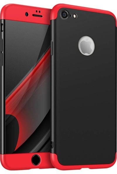 Zore Ays Kapak - iPhone 7 Kılıf 360 Tam Koruma Kılıf - 360 Derece Tam Koruma