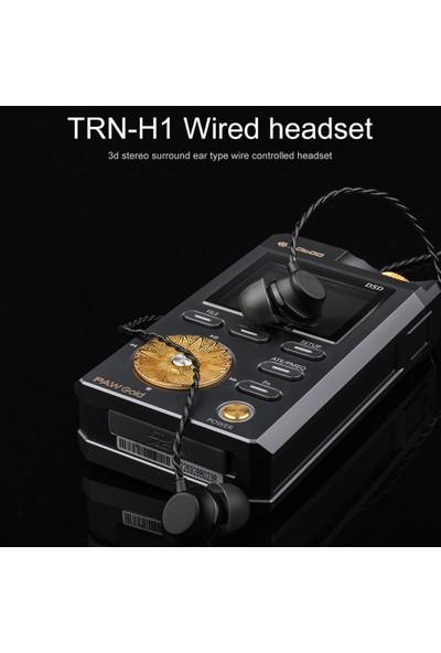 Buyfun Trn H1 Kablolu Kulaklık 3.5 mm Jack (Yurt Dışından)