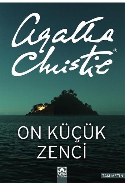 On Küçük Zenci - Agatha Christie- Sesli Kitap