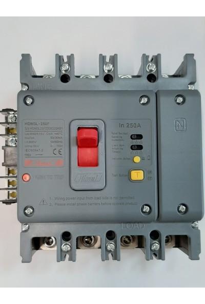 Himel 250A Yangın Korumalı Şalter - HDM3L25F250B320AB1