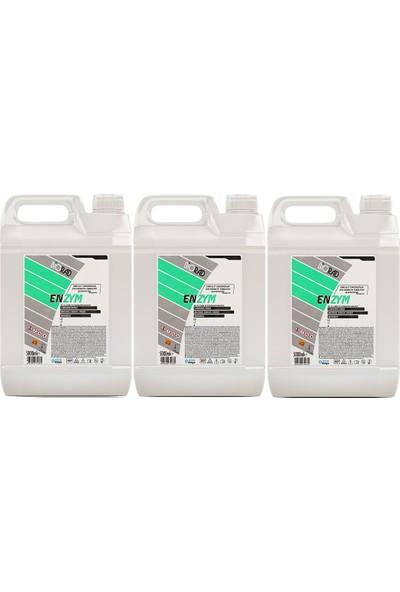 Biorad Enyzm Ön Temizlik 3 x 5000 ml