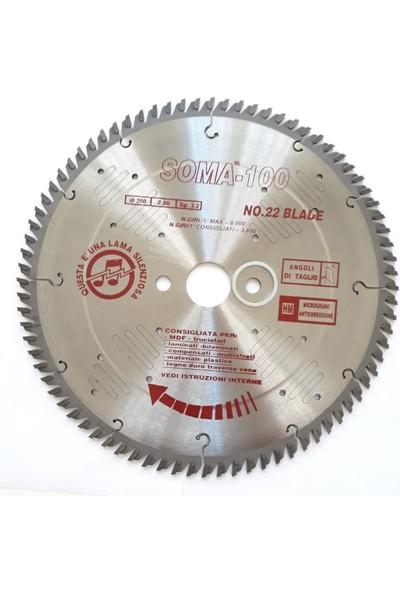 Soma 100 250 mm Laminant Testere SM-22-250 mm