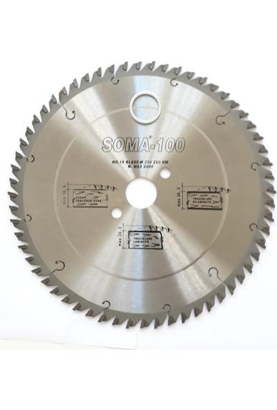 Soma 100 60 Diş 250 mm Ağaç Testere