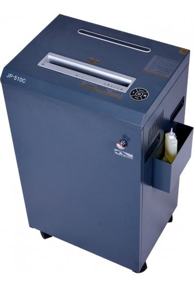 Jinpex JP-510C Sanayi Tipi Evrak Imha Makinesi