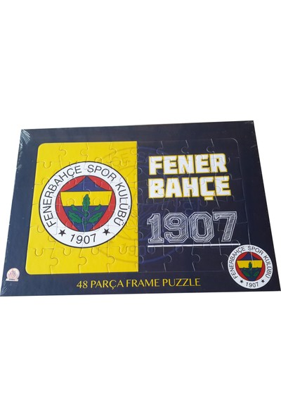 Timon Fenerbahçe Puzzle 48 Parça