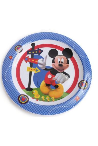 Trudeau Çocuk Yemek Takımı Seti Tabak Kase Bardak Çatal Kaşık Disney