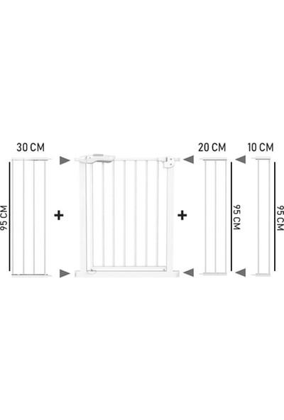 Evokids Ekstra Uzun Çocuk Güvenlik Kapı - Uzatma Aparatı - 10 cm