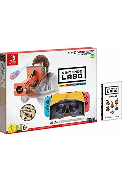 Nintendo Labo: VR Başlangıç Seti (Yurt Dışından)