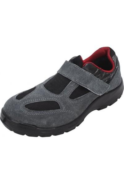 Sedes Yazlık Demir Uçlu İş Güvenliği Ayakkabısı
