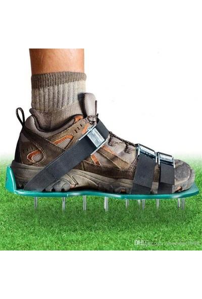 Verve Çim ve Toprak Havalandırma Ayakkabı Aparatı
