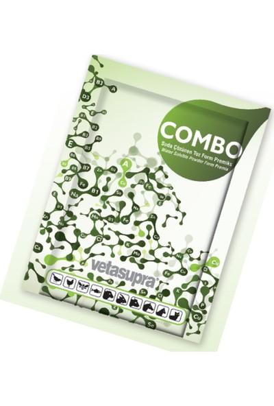 Vetasupra Combo Hayvanlar Için Yüksek Vitamin ve Mineral Içerikli Yem Katkı Maddesi 5 Adet