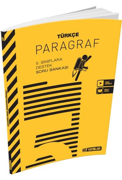 Hız Yayınları 5. Sınıf Paragraf Soru Bankası