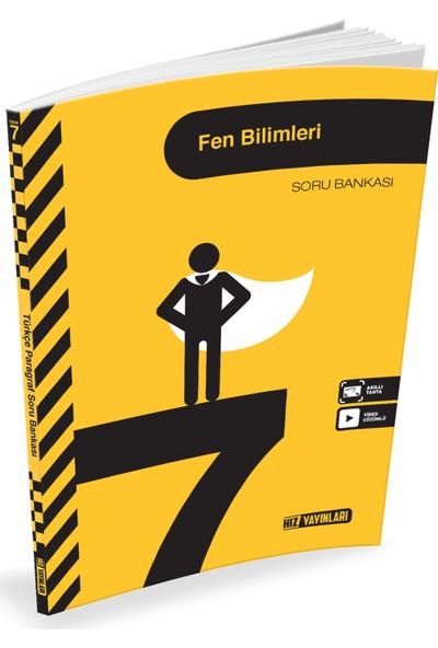 Hız Yayınları 7. Sınıf Fen Bilimleri Soru Bankası
