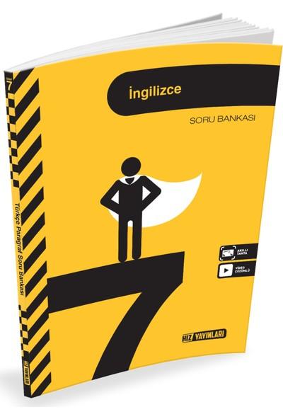 Hız Yayınları 7. Sınıf İngilizce Soru Bankası