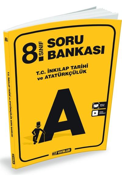 Hız Yayınları 8. Sınıf T.c. Inkılap Tarihi ve Atatürkçülük Soru Bankası