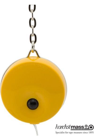 Hoechstmass Anahtarlık Otomatik Mezura 150 cm