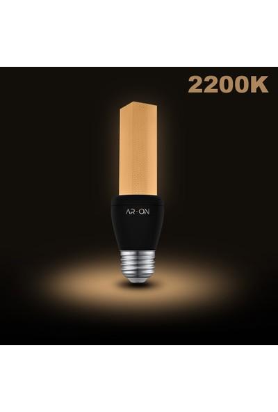 Ar-Onyeni Nesil LED Ampul 5 W - 2200 Kelvin - E14 - Dekoratif LED Ampul - MOD1002