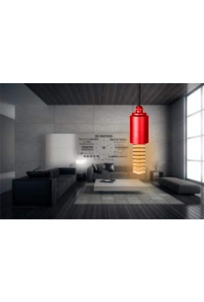 Ar-Onyeni Nesil LED Ampul 5 W 2700 Kelvin E14 Dekoratif LED Ampul MOD1001
