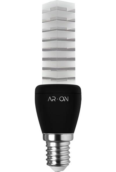 Ar-Onyeni Nesil LED Ampul 5 W - 2200 Kelvin - E14 - Dekoratif LED Ampul - MOD1001