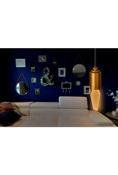 Ar-On Yeni Nesil LED Ampul 5 W - 2700 Kelvin - E14 - Dekoratif LED Ampul - MOD1004