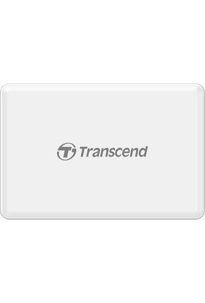 Transcend Rdf8 USB 3.0 Kart Okuyucu TS-RDF8W2