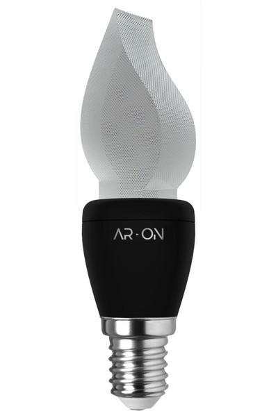 Ar-On Yeni Nesil LED Ampul 5 W - 2200 Kelvin - E14 - Dekoratif LED Ampul - MOD1003