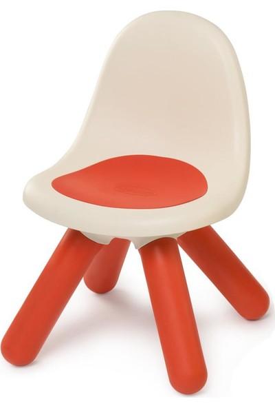 Smoby Çocuk Sandalyesi Kırmızı 880103