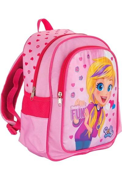 Polly Pocket Okul Çantası