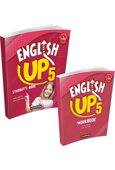 Yds Publishing English Up 5(Student's Book + Workbook)