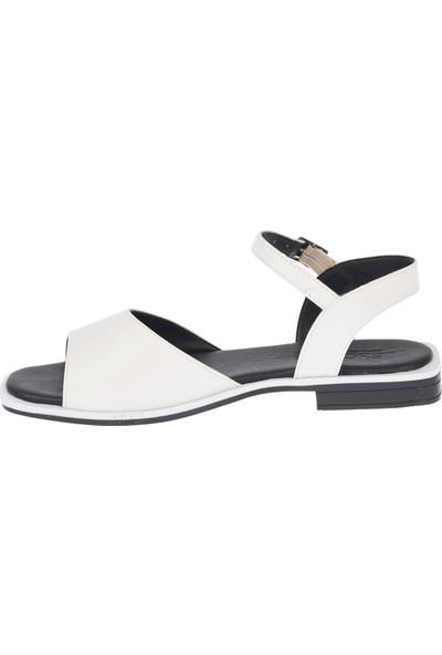Ayakland Femin 1030 Cilt Günlük Kadın Sandalet Ayakkabı