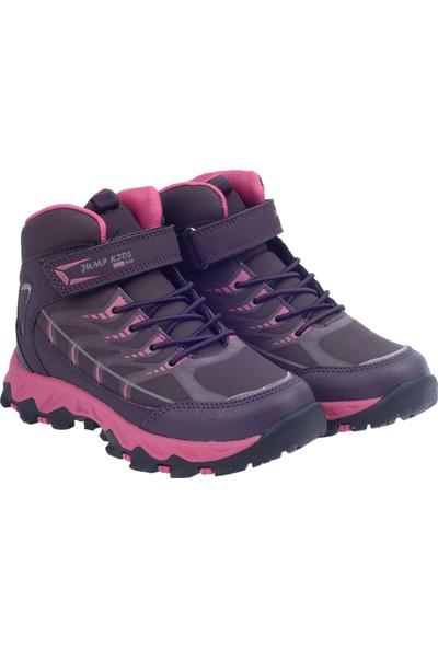 Jump 25806 Günlük Kız-Erkek Çocuk Spor Bot Ayakkabı