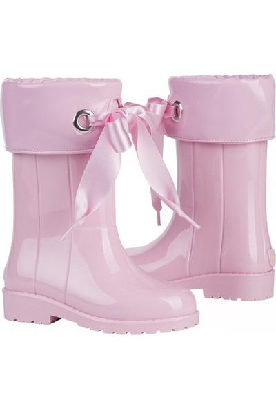 Igor W10114 Campera Charol Kız Çocuk Su Geçirmez Yağmur Kar Çizmesi