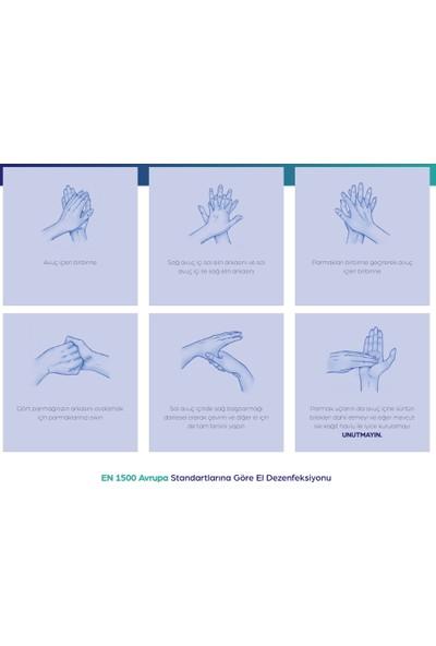 Biobilim Corocide® Solüsyon El Dezenfektanı 5000 ml x 10 Adet