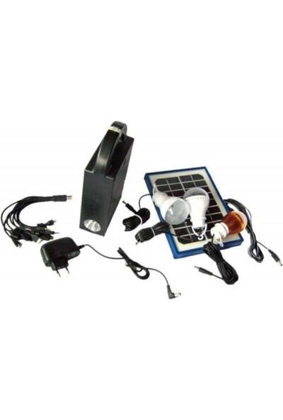 Genpower Dat AT-999 Güneş Enerjili Aydınlatma Cihazı