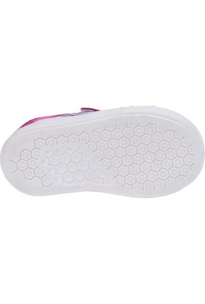 Kiko Kids Teo S-2010 %100 Deri Orto Pedik Cırtlı Kız-Erkek Çocuk Ayakkabı