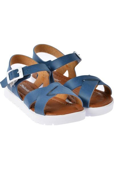 Polaris 91.508159 Günlük Plaj Havuz Kız-Erkek Çocuk Sandalet
