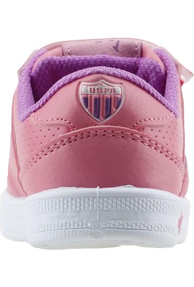 U.s. Polo Assn Cameron Günlük Kız Çocuk Spor Ayakkabı