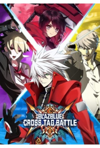 Steam Blazblue: Cross Tag Battle - Deluxe Edition