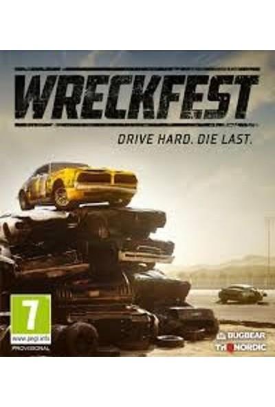 Steam Wreckfest
