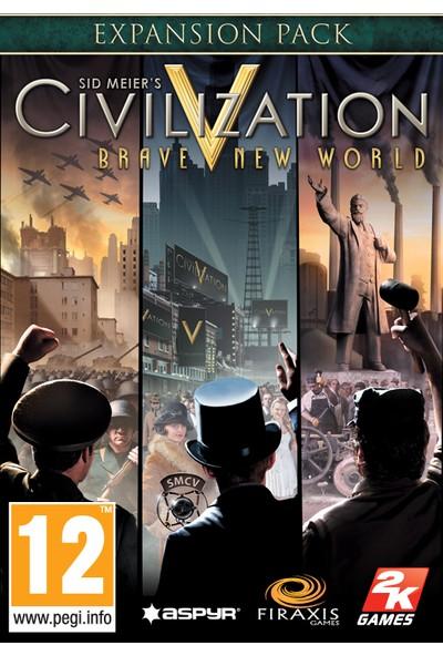 Sid Meier's Civilization® V: Brave New World (MAC)