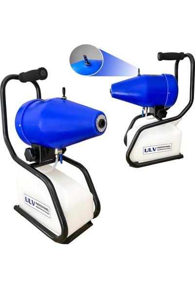 Omax 5 L. El Tipi ve Portatif Elektrikli U.l.v Ilaçlama Sisleme Makinesi Dezenfektan Cihazı