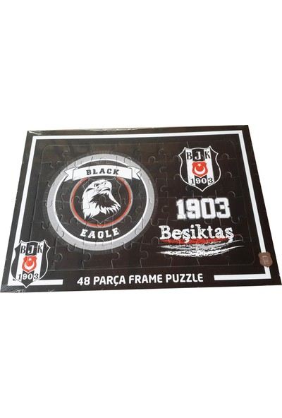 Timon Beşiktaş Puzzle 48 Parça