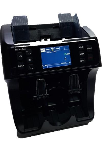 HunterTec Hl 3000 Huntertec Çift Katlı Para Sayma Makinesi