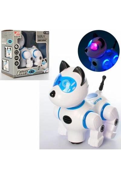 Can-Em Oyuncak Uzaktan Kumandalı Akıllı Robot Köpek